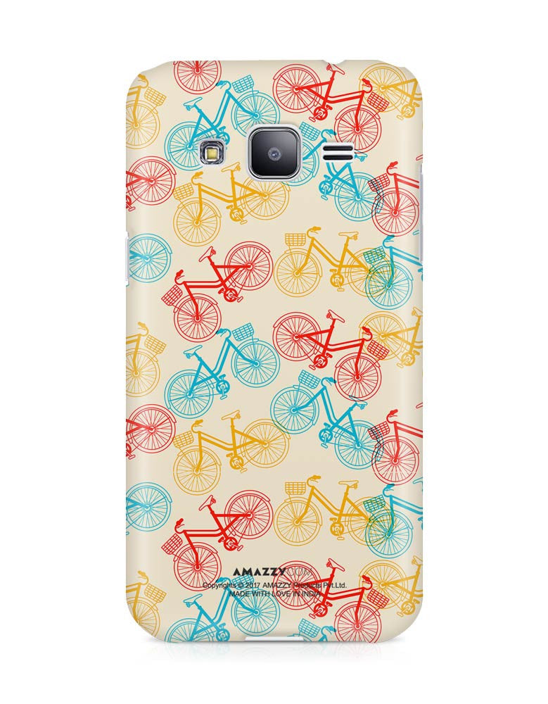 BICYCLE - Samsung J3 Phone Cover