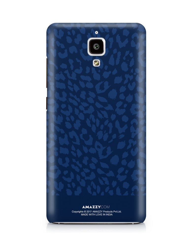 PANTHER PATTERN - Xiaomi Mi4 Phone Cover View