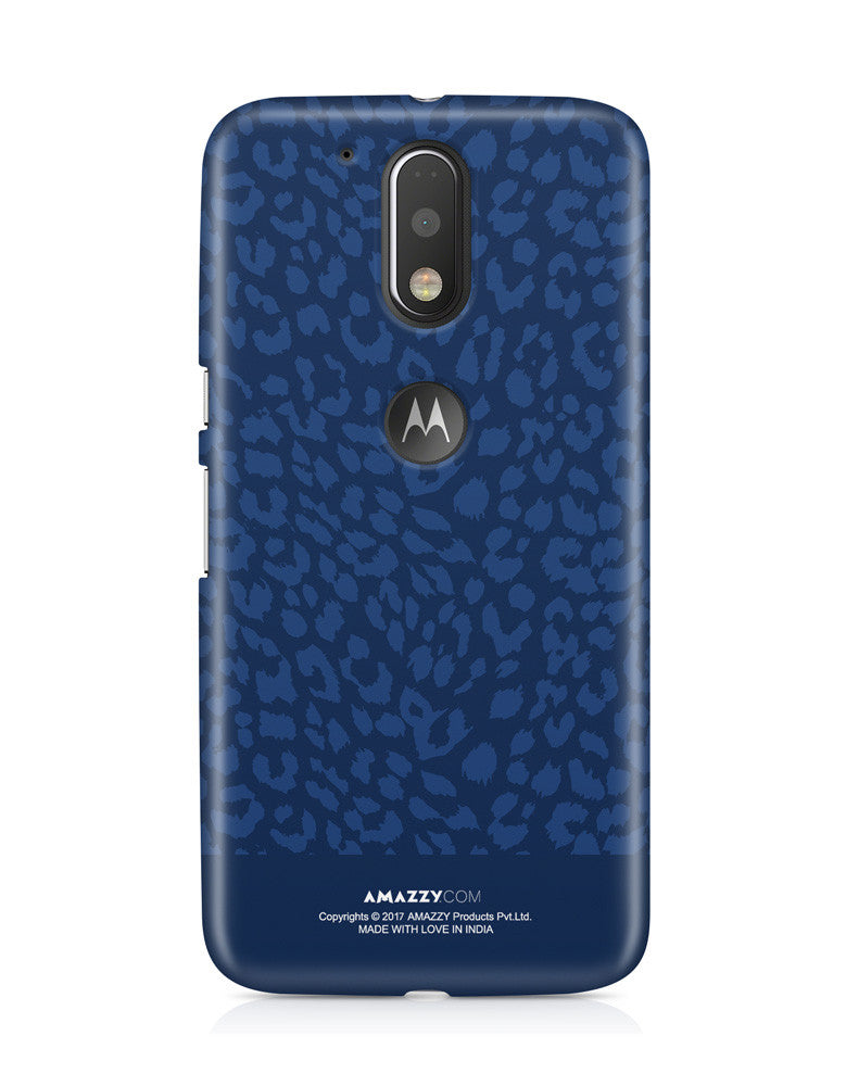 PANTHER PATTERNS - Moto G4 Plus Phone Cover View