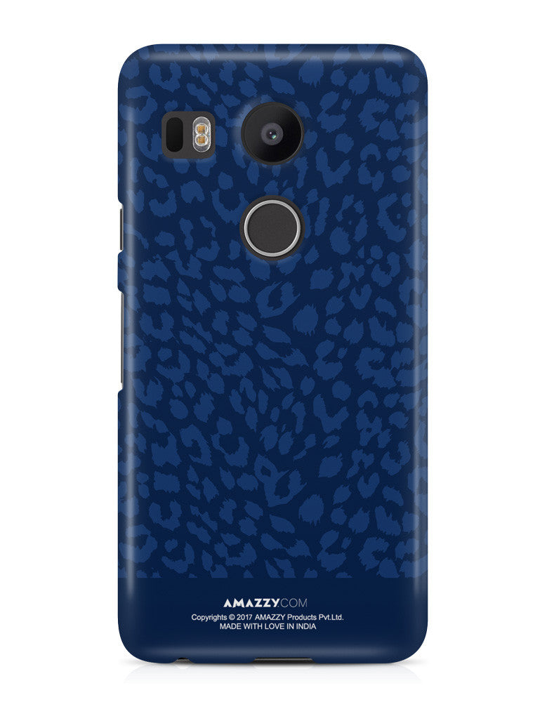 PANTHER PATTERN - Nexus 5x Phone Cover