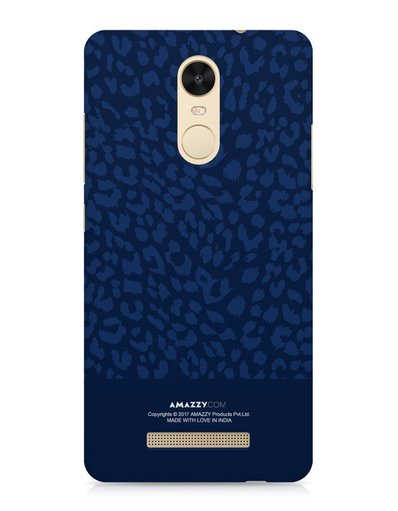 PANTHER PATTERN - Xiaomi Redmi Note3 Phone Cover View