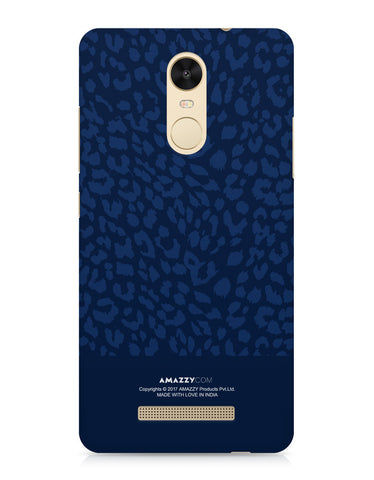 PANTHER PATTERN - Xiaomi Redmi Note3 Phone Cover