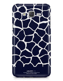 ZEBRA PATTERN - Samsung J7 Phone Cover