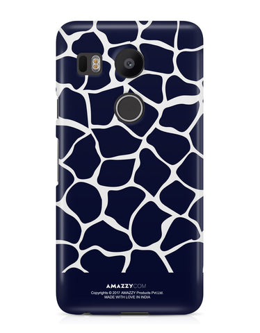 ZEBRA PATTERN - Nexus 5x Phone Cover