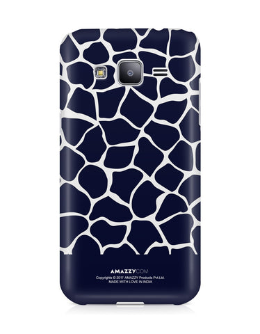 ZEBRA PATTERN - Samsung J3 Phone Cover