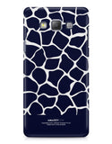 ZEBRA PATTERN - Samsung A7 Phone Cover