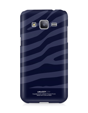 ZEBRA STRIPES - Samsung J3 Phone Cover