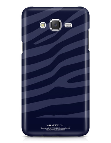 ZEBRA STRIPES - Samsung J7 Phone Cover