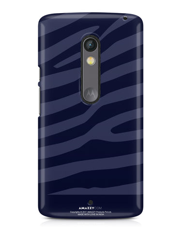 ZEBRA STRIPES - Moto X Play Phone Cover