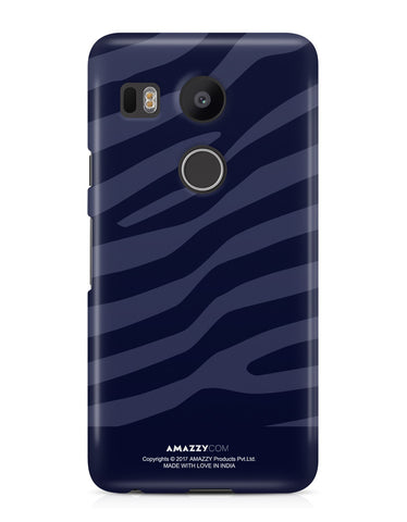 ZEBRA STRIPES - Nexus 5x Phone Cover
