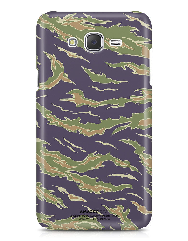 CAMOUFLAGE PATTERN - Samsung J7 Phone Cover