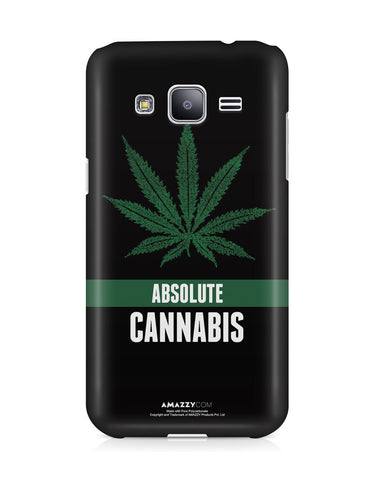 ABSOLUTE CANNABIS - Samsung J3 Phone Cover