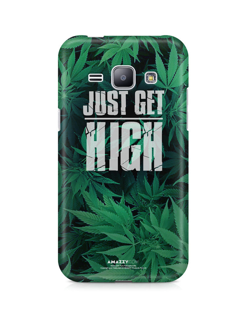 JUST GET HIGH - Samsung J1 Phone Cover
