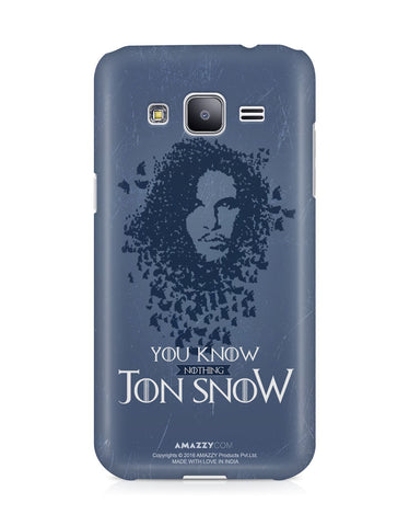JON SNOW - Samsung J3 Phone Cover