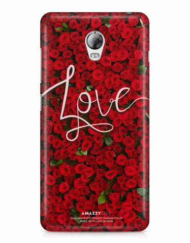 LOVE - Lenovo Vibe P1 Phone Cover