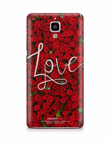 LOVE - Xiaomi Mi4 Phone Cover