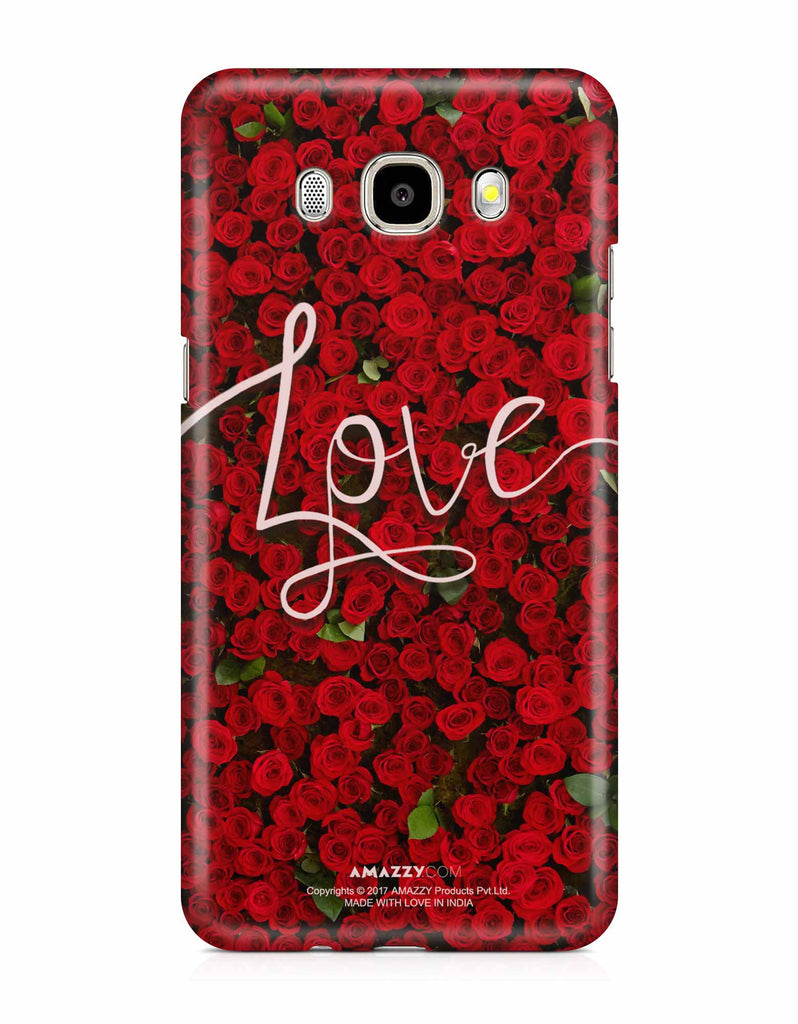 LOVE - Samsung J5 (2016) Phone Covers