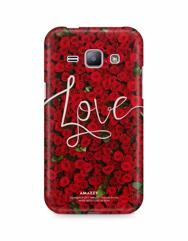 LOVE - Samsung J1 Phone Cover