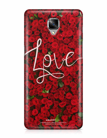 LOVE - OnePlus 3 Phone Cover