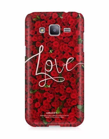 LOVE - Samsung J3 Phone Cover