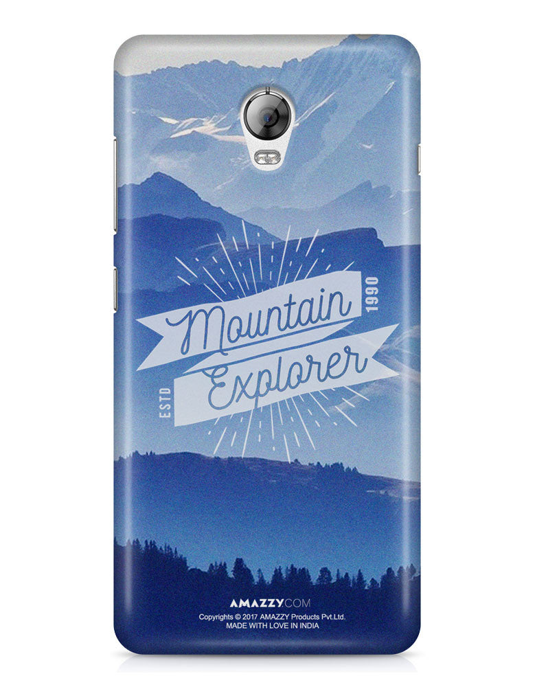 MOUNTAIN EXPLORER - Lenovo Vibe P1 Phone Cover