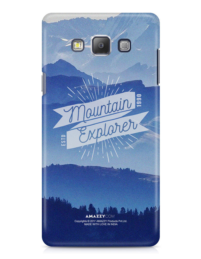 MOUNTAIN EXPLORER - Samsung A7 Phone Cover