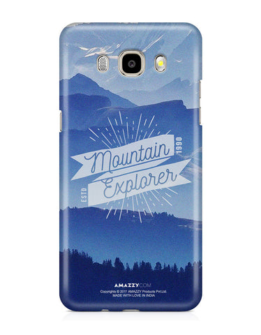 MOUNTAIN EXPLORER - Samsung J5 (2016) Phone Covers