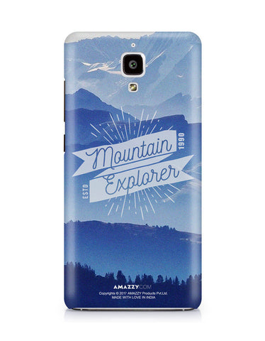 MOUNTAIN EXPLORER - Xiaomi Mi4 Phone Cover