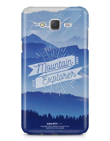 MOUNTAIN EXPLORER - Samsung J7 Phone Cover