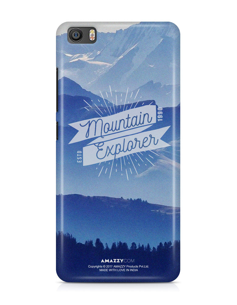 MOUNTAIN EXPLORER - Xiaomi Mi5 Phone Cover View