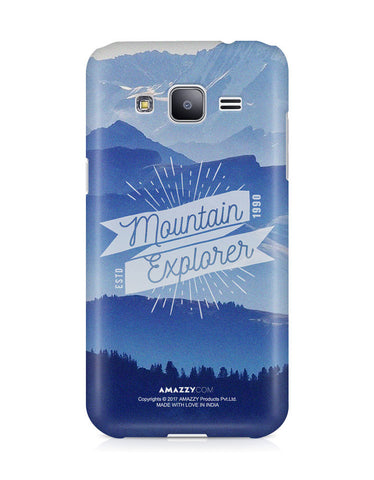 MOUNTAIN EXPLORER - Samsung J3 Phone Cover