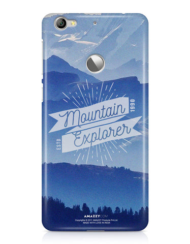 MOUNTAIN EXPLORER - LeEco Le 1S Phone Cover