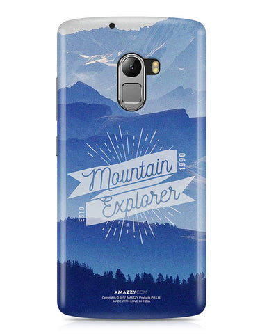 MOUNTAIN EXPLORER - Lenovo K4 Note Phone Cover