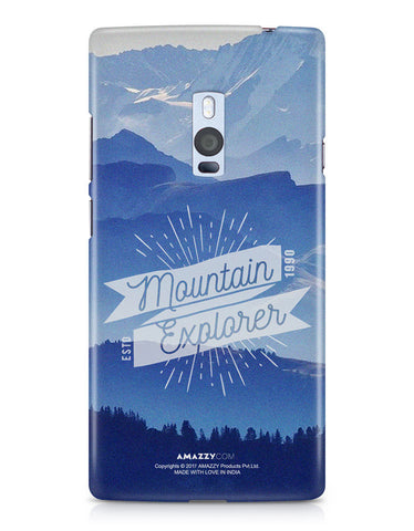 MOUNTAIN EXPLORER - OnePlus 2 Phone Cover