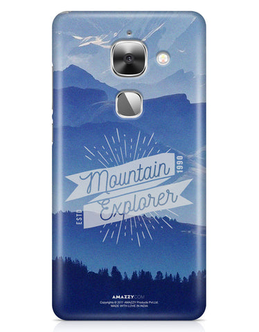 MOUNTAIN EXPLORER - LeEco Le 2S Phone Cover