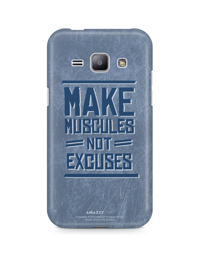 MAKE MUSCLES - Samsung J1 Phone Cover