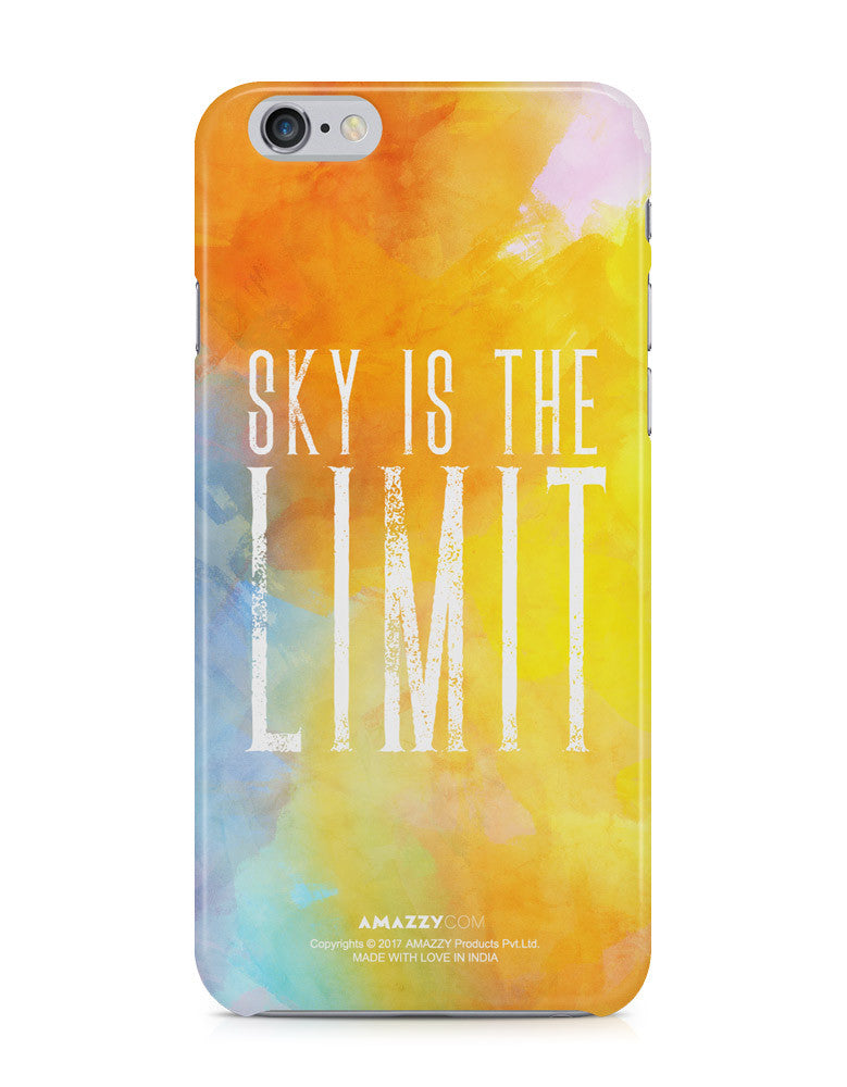 SKY IS THE LIMIT - iPhone 6+/6s+ Phone Covers View