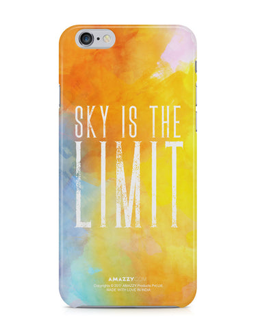 SKY IS THE LIMIT - iPhone 6/6s Phone Cover