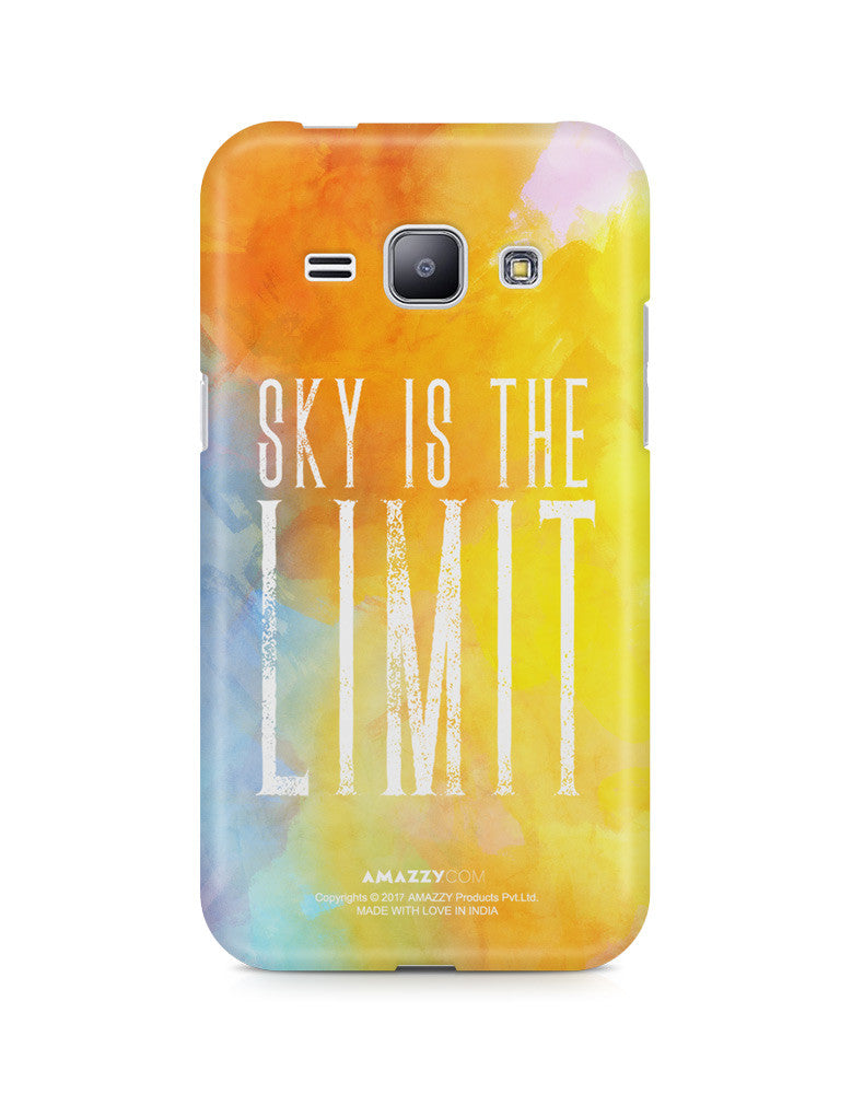 SKY IS THE LIMIT - Samsung J1 Phone Cover