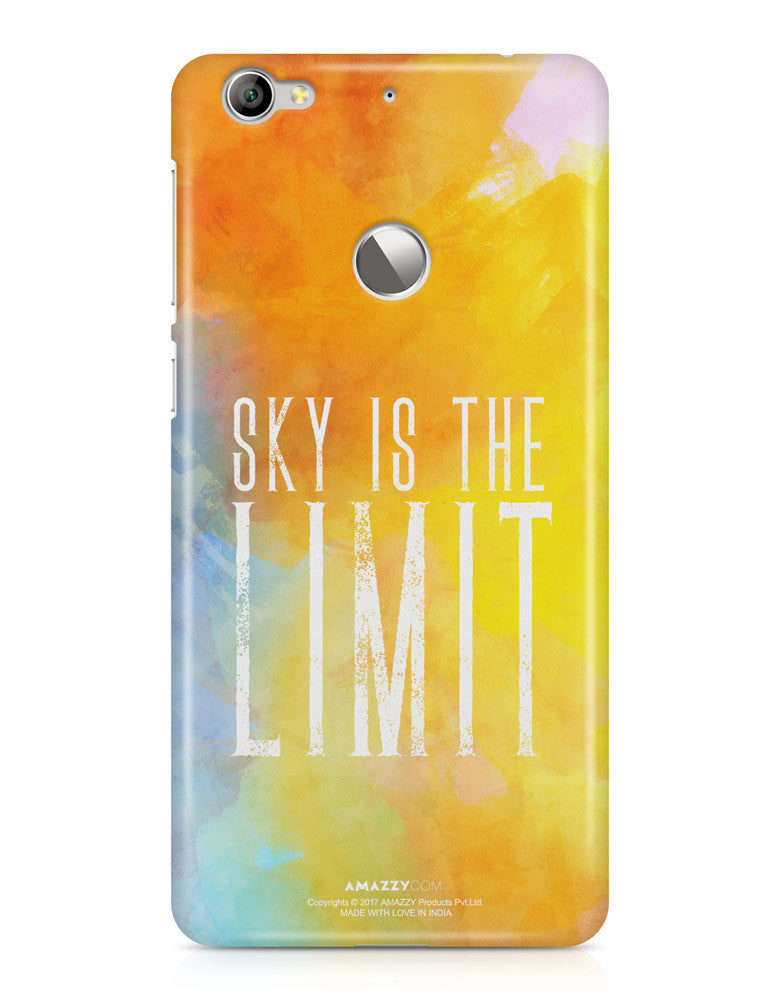 SKY IS THE LIMIT - LeEco Le 1S Phone Cover