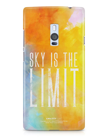 SKY IS THE LIMIT - OnePlus 2 Phone Cover