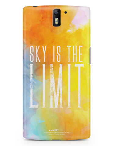 SKY IS THE LIMIT - OnePlus 1 Phone Cover