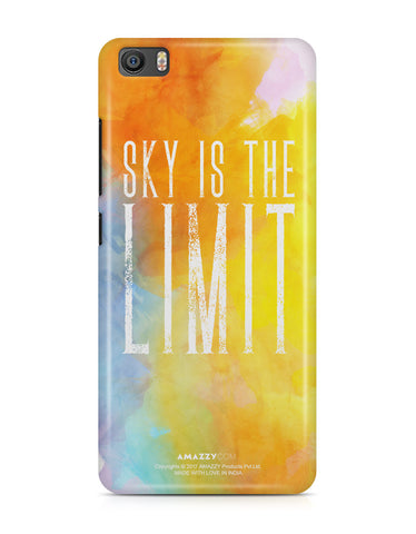 SKY IS THE LIMIT - Xiaomi Mi5 Phone Cover