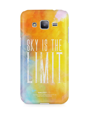 SKY IS THE LIMIT - Samsung J3 Phone Cover