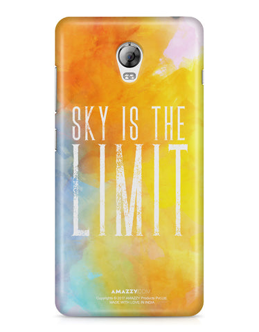 SKY IS THE LIMIT - Lenovo Vibe P1 Phone Cover