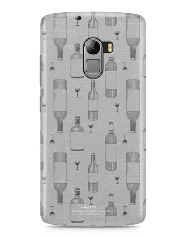 WINE DOODLE - Lenovo K4 Note Phone Cover