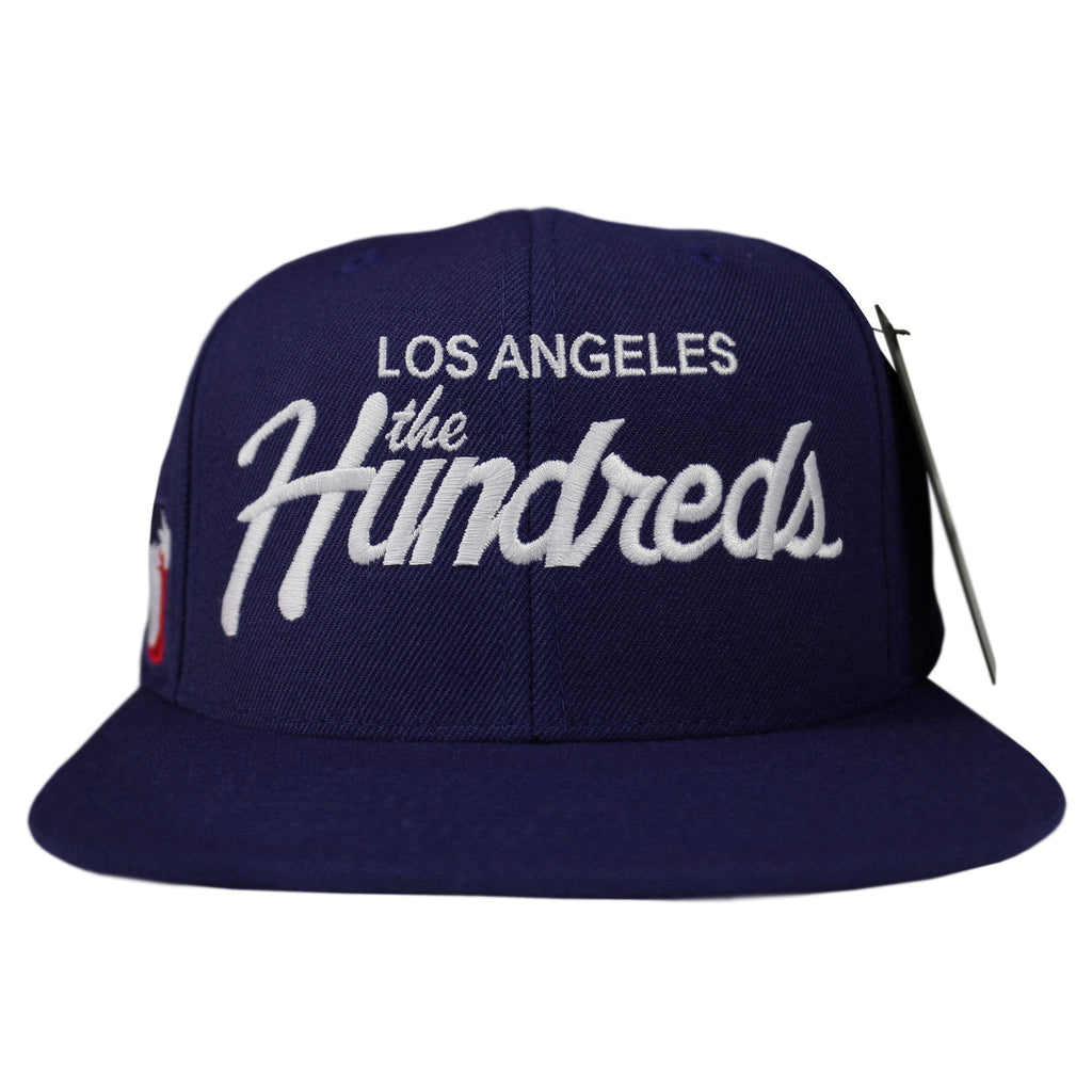 Forever Team Snapback (Navy) – West Wear 82a1fe23d3f6