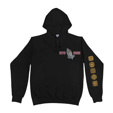 24ever gr8ful Hoody (Black)