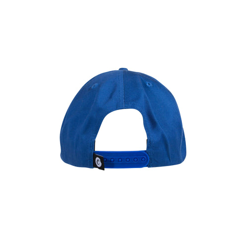 Glaciers Of Ice Twill Snapback (Blue/Black)