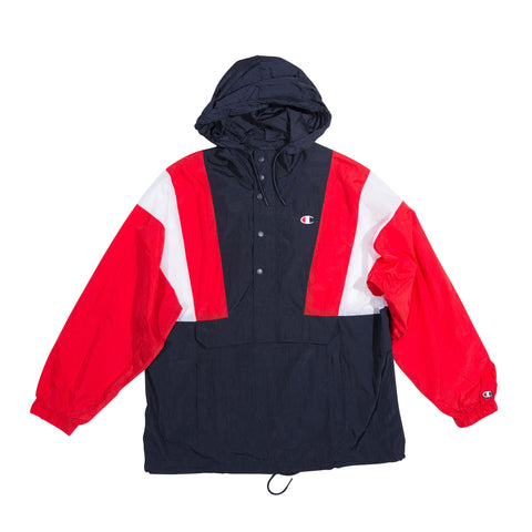 Champion Nylon 1/2 Snap Anorak (Jacket)
